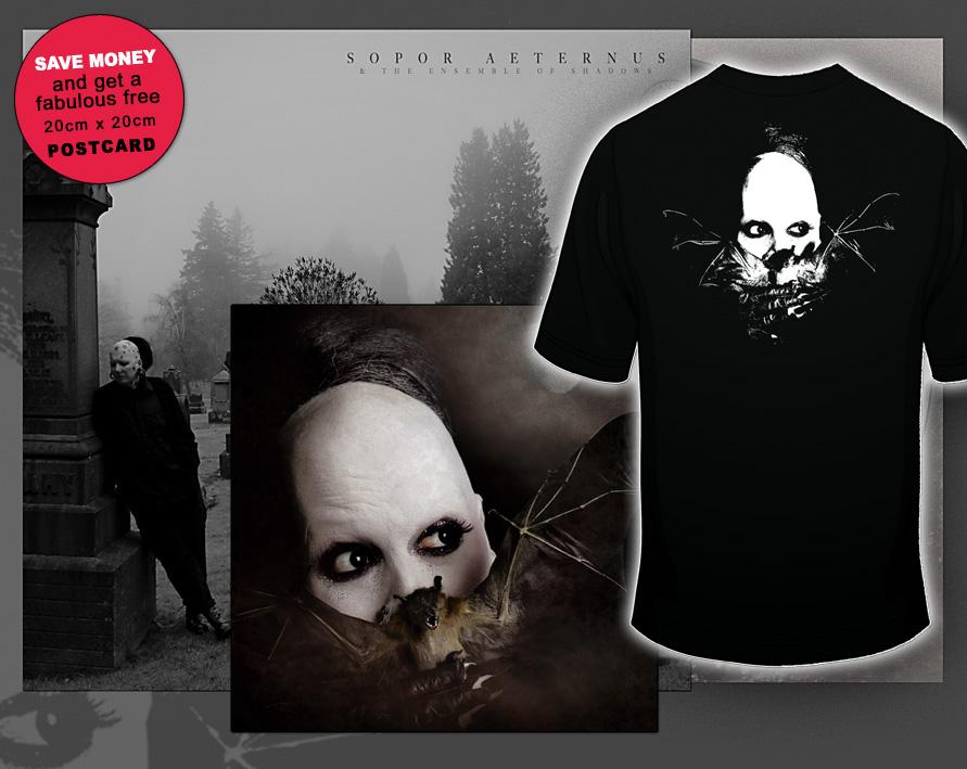 Sopor Aeternus Shirt